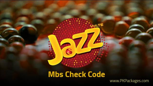 jazz mbs check code
