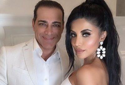 Manny Khoshbin's Wife Leyla Milani
